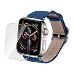 Avizar Film verre trempé Transparent pour Apple Watch 6 / SE / 5 / 4 (44 mm)