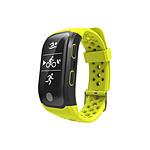 Inkasus Montre connectée GPS sport - Edition Ultra V2  Jaune