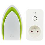 Otio Pack multicapteur connecté 5 en 1 avec prise Wifi