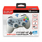 Subsonic Pro S wireless controller 90s pour nintendo Switch