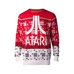 Atari - Sweat Christmas Logo Atari - Taille XL