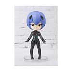 Evangelion : 3.0+1.0 - Figurine Figuarts mini Tentative Name: Rei Ayanami 9 cm