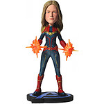 Avengers: Endgame - Figurine Head Knocker Captain Marvel 20 cm