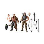 Marvel Legends - Pack 2 figurines 2020 Old Men Logan & Hawkeye 15 cm