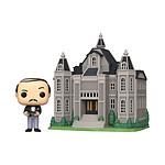 DC Comics - Figurine POP! Batman 80th Wayne Manor w/Alfred 9 cm