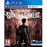 The Walking Dead Saints Sinners Complete Edition (PS4)