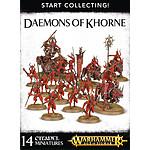 Warhammer AoS & 40k - Start Collecting! Daemons Of Khorne