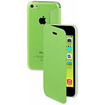 MOXIE  Coque Folio Color pour iPhone 5C  Vert
