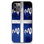 1001 Coques Coque silicone gel Apple iPhone 11 Pro motif Drapeau Martinique