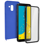 Avizar Coque Bleu pour Samsung Galaxy J6