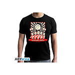 Rick And Morty - T-shirt Vote Morty homme MC black- new fit - Taille M