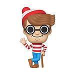 Où est Charlie ? - Figurine POP! Charlie 9 cm