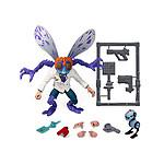 Les Tortues Ninja - Figurine Ultimates Baxter Stockman Version 2 18 cm
