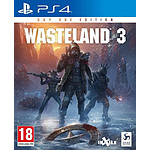 Wasteland 3 Day One Edition (PS4)