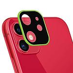 Avizar Film Caméra Jaune pour Apple iPhone 11