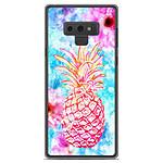 1001 Coques Coque silicone gel Samsung Galaxy Note 9 motif Ananas