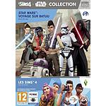 Les Sims 4 + Pack de jeu Star Wars : Voyage sur Batuu (PC)