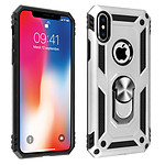Avizar Coque Argent pour Apple iPhone X , Apple iPhone XS