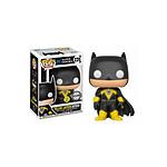 DC Comics - Figurine POP! Yellow Lantern Batman GITD 9 cm