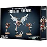 Warhammer 40k - Astra Ministorum Celestine The Living Saint