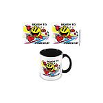 Pac-Man - Mug Coloured Inner Power Up