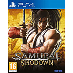 Samurai Shodown ( JPN voice + UK or FR Text) (Playstation 4)