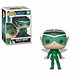 Artemis Fowl - Figurine POP! Holy Short 9 cm