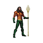 Justice League - Figurine Dynamic Action Heroes 1/9 Aquaman SDCC 2019 Exclusive 20 cm