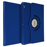 Avizar Etui folio Bleu pour Huawei MediaPad T3 10''