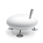 StadlerForm - FRED blanc l'humidificateur d'air à vapeur chaude - Blanc