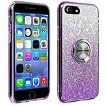 Avizar Coque Violet pour Apple iPhone 7 , Apple iPhone 8 , Apple iPhone SE 2020