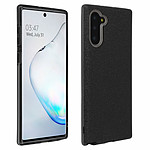 Avizar Coque Noir Design pailleté pour Samsung Galaxy Note 10