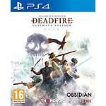 Pillars of Eternity 2 Deadfire Ultimate Edition (Playstation 4)