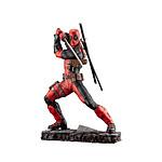 Marvel - Statuette Marvel Fine Art 1/6 Deadpool 30 cm