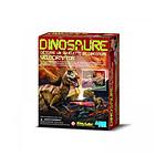 Deterre ton dinosaure Velociraptor