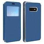 Avizar Etui folio Bleu pour Samsung Galaxy S10e