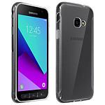 Avizar Coque Transparent pour Samsung Galaxy Xcover 4 , Samsung Galaxy Xcover 4s