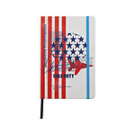 Call of Duty : Black Ops Cold War - Cahier A5 Top American Soldier