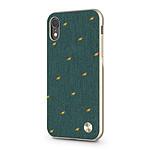 MOSHI  Coque Vesta iPhone Xr  vert