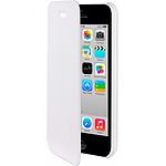 MOXIE  Coque Folio Color pour iPhone 5C  Blanc