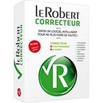 Le Robert Correcteur  - Licence perpétuelle - 3 postes - A télécharger