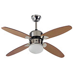 Farelek - Ventilateur de plafond reversible - 108831