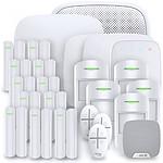 Alarme maison Ajax StarterKit blanc - Kit 11