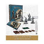 Harry Potter - Pack 4 figurines 35 mm Adventure Pack Wizarding Wars Barty Crouch Jr. & Death Ea