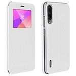 Avizar Etui folio Blanc pour Xiaomi Mi A3