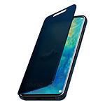 Avizar Etui folio Bleu pour Huawei Mate 20 Pro