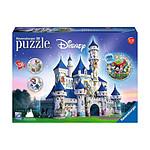 Disney - Puzzle 3D Château de Disney (216 pièces)