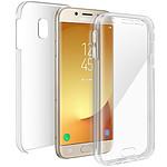 Avizar Coque Transparent pour Samsung Galaxy J7 2017