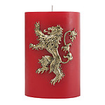Game of Thrones - Bougie XL Lannister 15 x 10 cm
