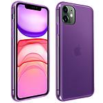 Avizar Coque Violet pour Apple iPhone 11